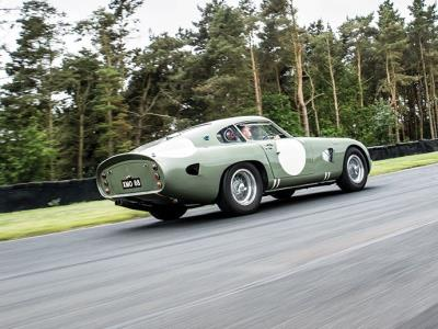 DP215: RM Sotheby's Presents The Most Important Works Le Mans  Aston Martin At Monterey