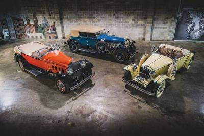 RM Sotheby's to Present The Guyton Collection Entirely Without Reserve