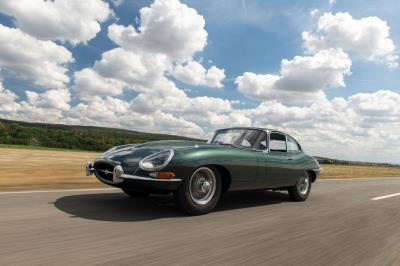 Fabled Factory Development E-Type  To Be Offered In RM Sotheby's London Auction