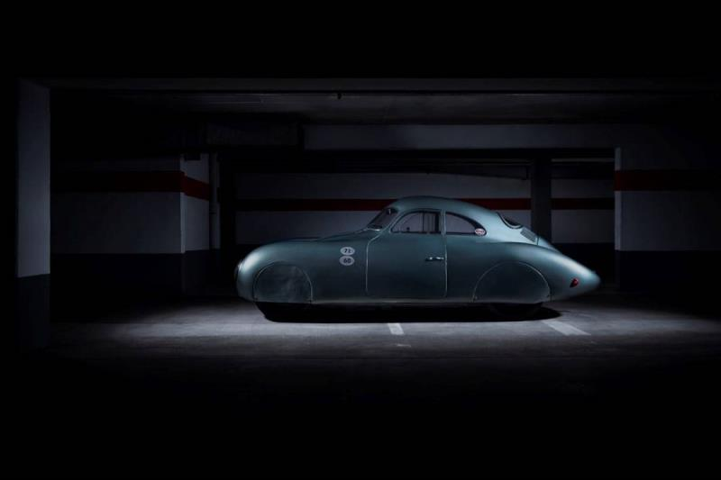 The Shape of Things to Come: RM Sotheby's Presents the Oldest Car to Wear the Porsche Badge