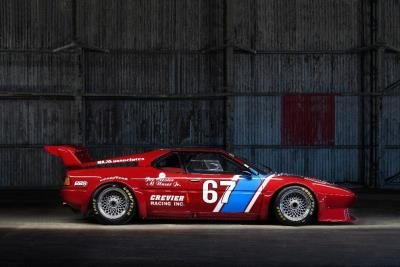 1980 BMW M1 Procar Headed to RM Sotheby's Online Only SHIFT / MONTEREY Auction