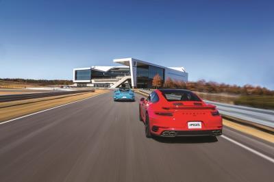 RM Sotheby's Announces Exclusive Single-Marque Sale At  Porsche Experience Center In Atlanta