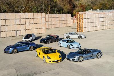 Stunning Swiss Porsche Collection To Star In RM Sotheby's  Online Only: Open Roads, February Sale