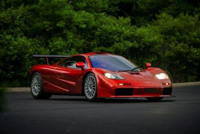 RM Sotheby's Group Launches Private Sales Division with McLaren F1 'LM-Specification'