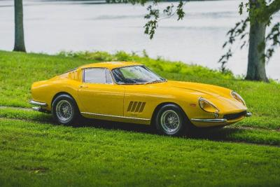 RM Sotheby's Adds Exceptional Ferraris and Porsches to Star-Studded Online Only: SHIFT/MONTEREY Auction