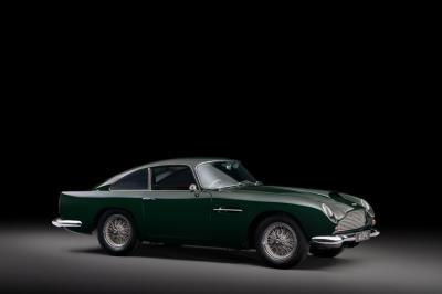 Peter Sellers Aston Martin DB4GT Revs Up  For RM Sotheby's London Auction