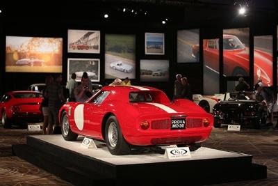 Historic 1964 Ferrari 250 LM Races to an Impressive $9.6 Million as Records Tumble at RM's Arizona Sale