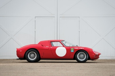 World's Top Marques Set to Dominate RM's Arizona Biltmore Sale