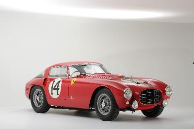 Italian Record For A Classic Ferrari