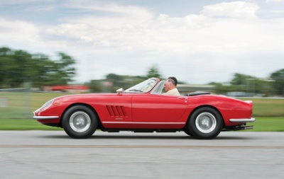 One of the World's Most Valuable, Single-Owner Ferraris to be Sold to Aid Charitable Causes