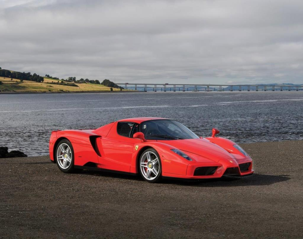 Image result for RM Olympia 2019 ferrari ENzo