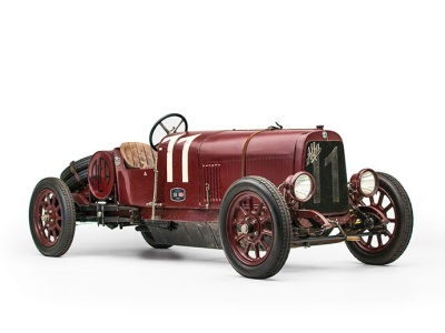Earliest Alfa Romeo Model Leads Private Collection set for RM Sotheby's Arizona Sale