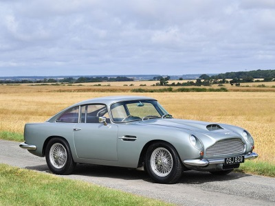 THREE TIMES FOUR: RM SOTHEBY'S BRINGS ASTON MARTIN TRINITY TO LONDON SALE WITH DB4GT, DB4 CONVERTIBLE AND DB4 SERIES II COUPÉ