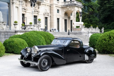 French Pre-War Greats Shine And Records Are Set  At RM Sotheby's Exclusive Villa Erba Sale