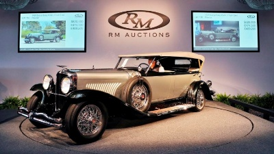 RM AUCTIONS CONTINUES STRONG TRACK RECORD IN MICHIGAN AT ANNUAL ST. JOHN'S SALE