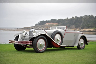 A Concours starlet readies for auction: Prized Mercedes-Benz 680 S headlines RM Sotheby's exclusive Concorso d'Eleganza Villa d'Este Sale