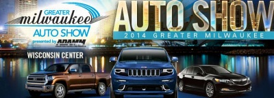 ROAD AMERICA TO EXHIBIT AT THE GREATER MILWAUKEE AUTO SHOW