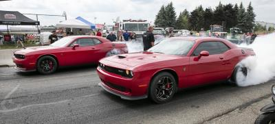 Fourth Annual Roadkill Nights Powered By Dodge Continues To Draw Tens Of Thousands To Street-Legal Drag Racing