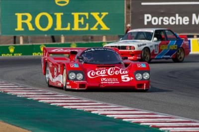 Entry Request Opens For Rolex Monterey Motorsports Reunion