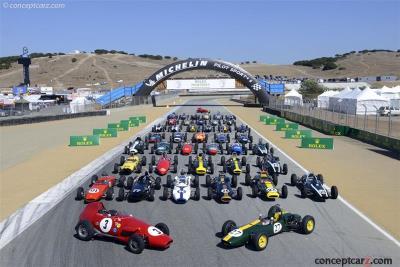 Rolex Watch U.S.A. Renews Title Sponsorship of Rolex Monterey Motorsports Reunion