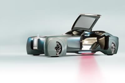 Rolls-Royce 103EX Continues To Set The Agenda For The Future Of Luxury Mobility Two Years After It Arrives