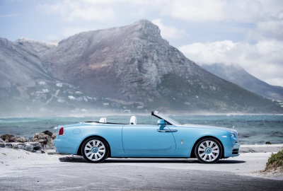 ROLLS-ROYCE MOTOR CARS ANNOUNCES SECOND HIGHEST SALES RECORD IN MARQUE'S 113-YEAR HISTORY