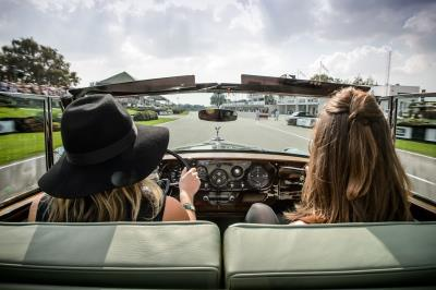 Rolls-Royce Celebrates 2018 Goodwood Revival