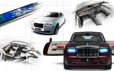 ROLLS-ROYCE MOTOR CARS ANNOUNCES RECORD LEVELS OF BESPOKE SALES AROUND THE WORLD IN 2013. BESPOKE IS ROLLS-ROYCE