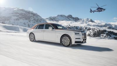 Rolls-Royce To Grace The Slopes Of Courchevel And St. Moritz