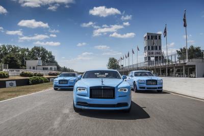 Rolls-Royce Cullinan Makes American Debut At 2018 Monterey Car Week