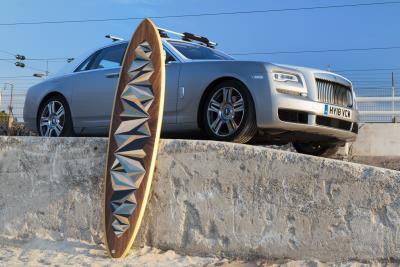 Rolls-Royce Motor Cars Arrives In Europe's Summer Hotspots