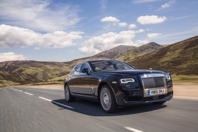 ROLLS-ROYCE GHOST EXTENDED WHEELBASE NAMED BEST SUPER LUXURY CAR BY WHAT CAR?