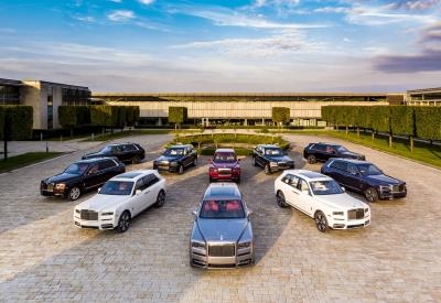 Luxury Event Of The Year To Take Place In Jackson Hole, Wyoming As Rolls-Royce Launches Cullinan