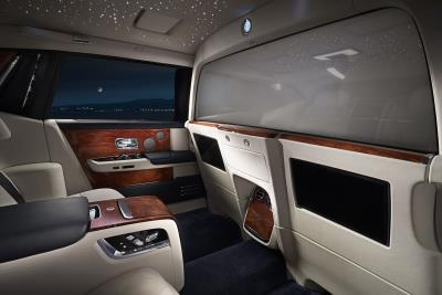 Rolls-Royce Motor Cars Takes The Luxury Of Privacy To A New Level