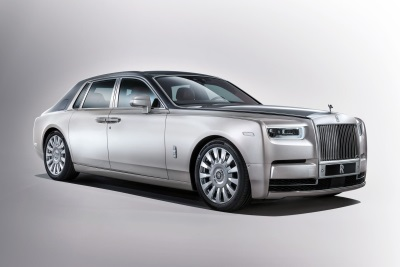 Rolls-Royce Phantom To Make North American Premiere At The Gallery