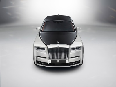 Rolls-Royce Phantom Named 'Luxury Car Of The Year' By Bbc Top Gear Magazine