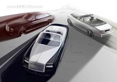 ROLLS-ROYCE MOTOR CARS BRINGS SEVENTH GENERATION OF PHANTOM TO AN END