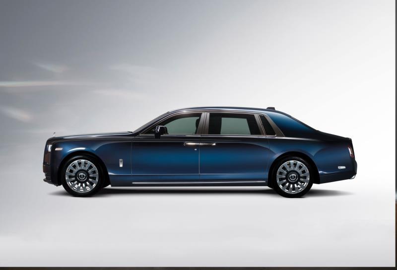 Rolls-Royce Returns To Switzerland For 2018 Geneva Motor Show