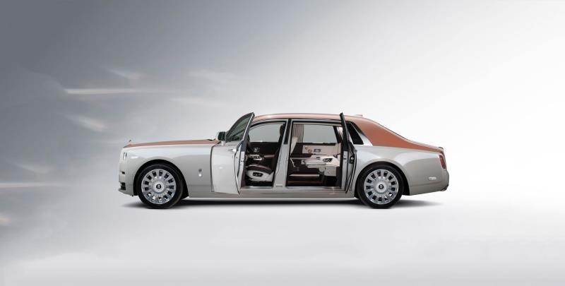 Rolls-Royce Returns To Switzerland For 2018 Geneva Motor Show