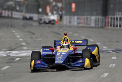 Rossi, Honda Dominate On Streets Of Long Beach