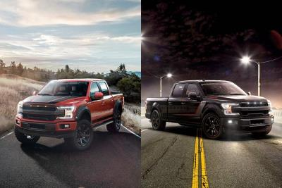 ROUSH Announces Two New Supercharged Ford F-150 Models