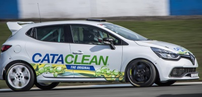 Daniel Rowbottom Returns To Renault UK Clio Cup With Major Cataclean Sponsorship