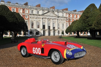 ROYAL PALACE VENUE AND DATES FOR 2014 CONCOURS OF ELEGANCE ANNOUNCED