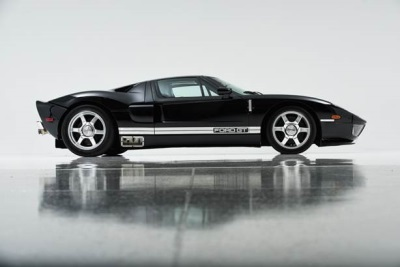 First Functional Ford GT Prototype to be Offered at Russo and Steele Scottsdale