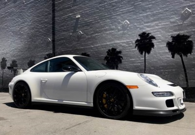 Ex Jerry Seinfeld Porsche Supercar to Cross the Block at Russo and Steele Monterey!