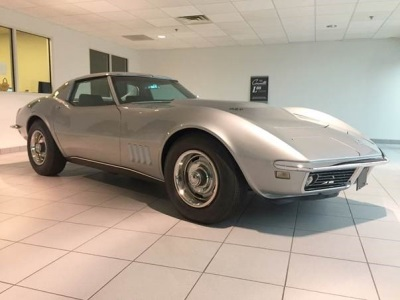 Ultra Rare and Incredibly Powerful Corvette at Russo and Steele's Scottsdale Auction Event