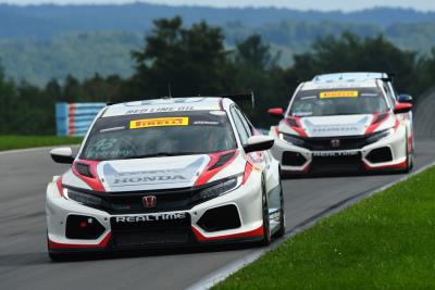 Ryan Eversley Claims TCR Title With Two Wins At Watkins Glen