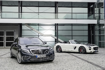 S 65 AMG AND SLS AMG GT FINAL EDITION IN TOKYO AND LOS ANGELES