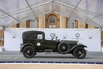 Salon Privé Concours d'Elégance Presented By AXA Honours The World's Greatest Cars