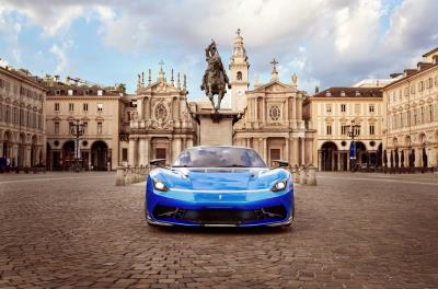 Automobili Pininfarina Debut Enhanced Battista At Salon Privé